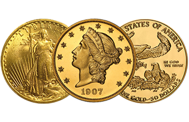 Diversify with Gold Coins