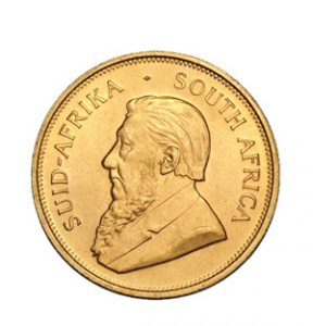 View the South African Krugerrand Bullion Coin