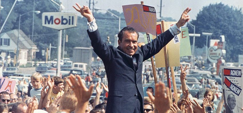 Nixon Closes the Gold Standard