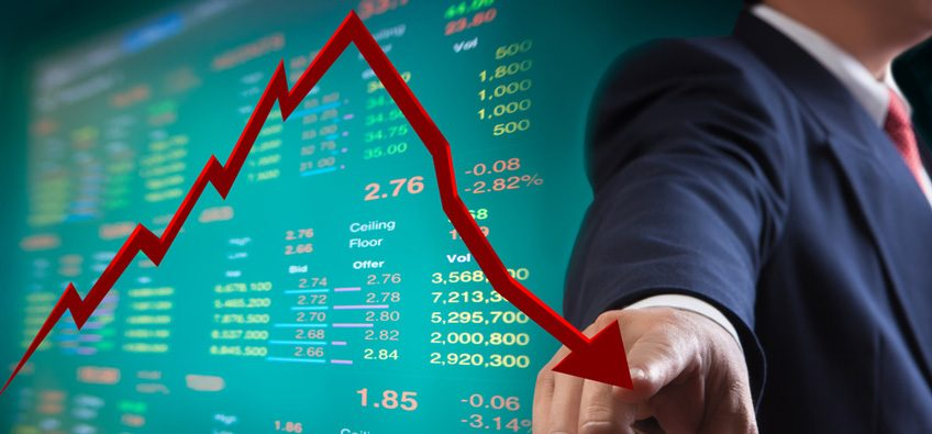 Massive stock and bond selloff