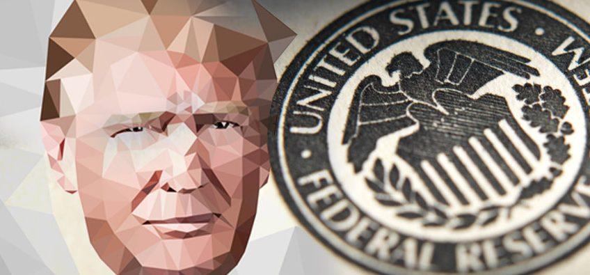 Trump vs Fed Rate Hikes