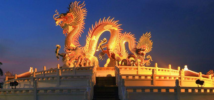 China Buying Gold