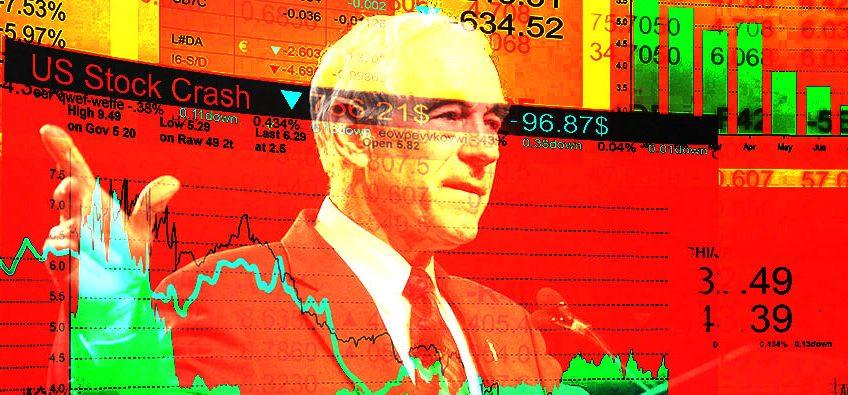 Ron Paul Stock Market Bubble