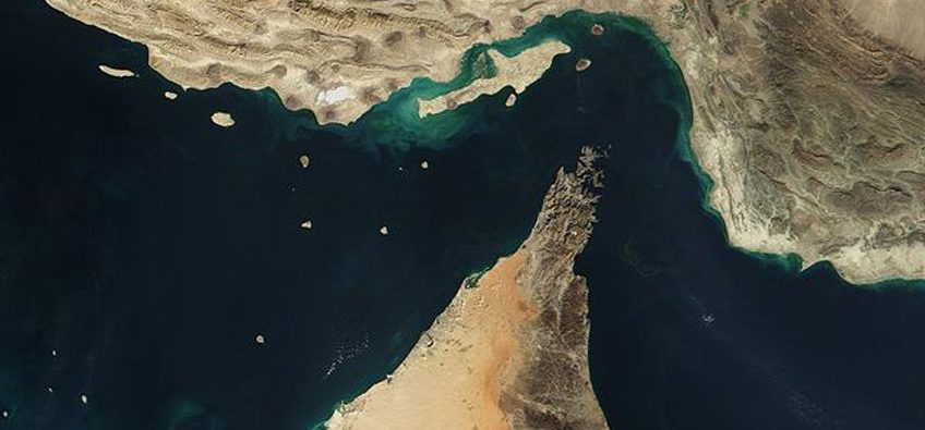 watch the Strait of Hormuz