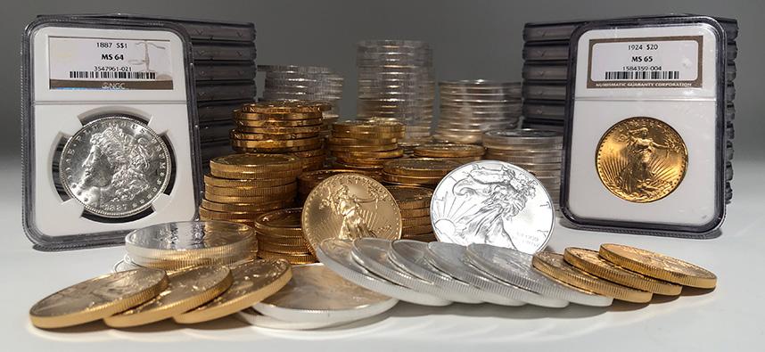 gold and silver portfolio